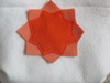 Felt_star_orange